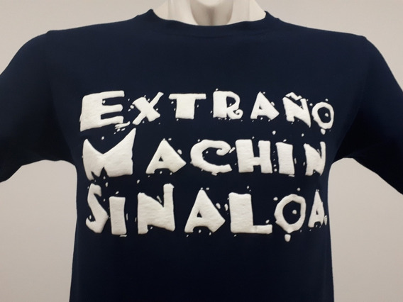 2 Playeras Puro Sinaloa Compa Frase Extraño Machín Sinaloa