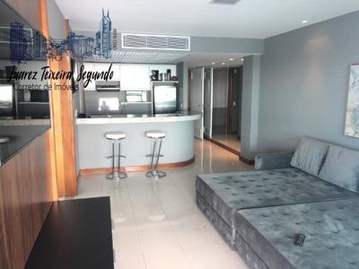 Apto Quarto E Sala Para Venda No Porto Trapiche Residence! - 02760 - 32725871