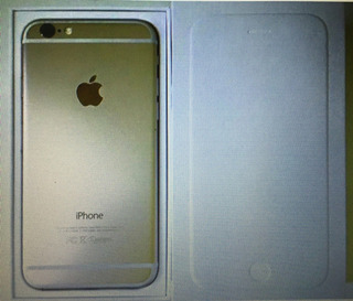 I Phone 6 Plus 16 Gb Dourado