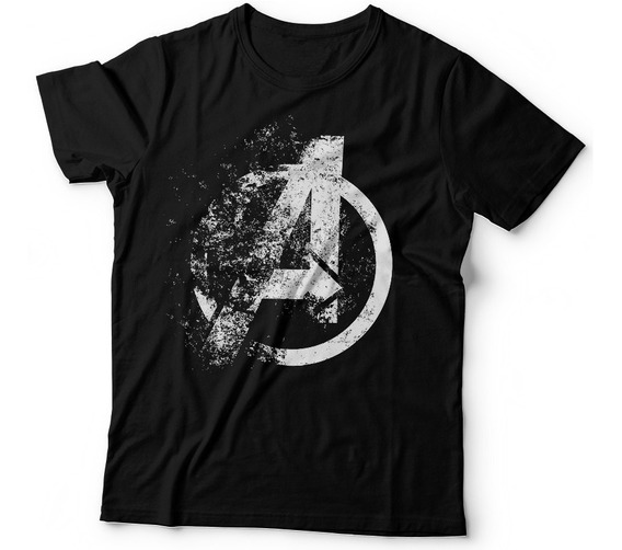 Remera Avengers Infinity War Marvel Vengadores Iron Man