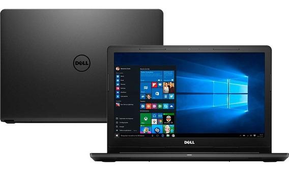 Notebook Dell Inspiron Intel Core I7 8gb 2tb Tela 15,6 Win10