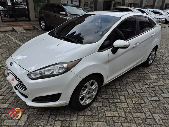 Ford Fiesta Se Mt 1.6 2014 Hzl639