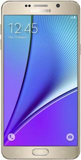 Samsung Galaxy Note 5 Bueno Gold Liberado