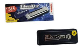 Armonica Hohner Silverstar La