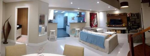 Apartamento Com 3 Dormitórios À Venda, 150 M² Por R$ 1.060.000,00 - Vila Andrade (zona Sul) - São Paulo/sp - Ap2424