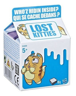 Lost Kitties - Cajita Sorpresa Hasbro Paquete 6 Piezas