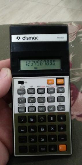 Calculadora Dismac Hf82lc Funcionando Tudo