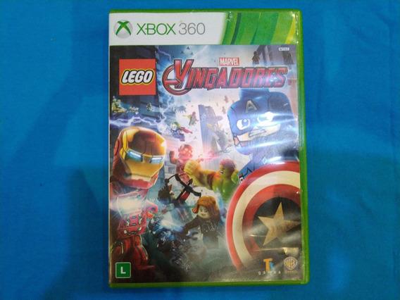 Lego Vingadores - Xbox 360 - Midia Fisica (g)