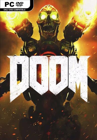 Doom 2016 Pc Steam Key