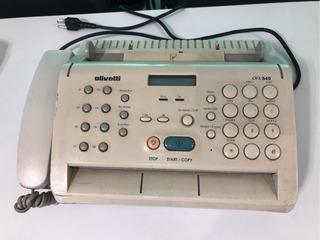 Fax Olivetti Ofx540