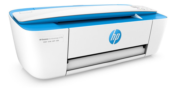 Multifuncional Hp Deskjet Ink Advantage Color 3776 - Bivolt