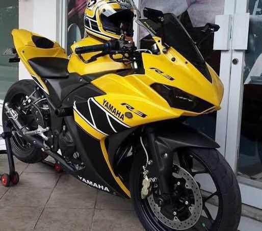 Nuevo Modelo Original De Yamaha R3 2019