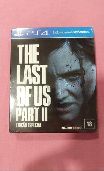 The Last Of Us 2 Ps4 - Edição Especial - Lacrado