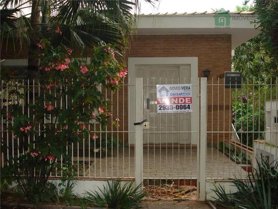 Casa Residencial À Venda, Jardim Londrina, São Paulo. - Ca0073