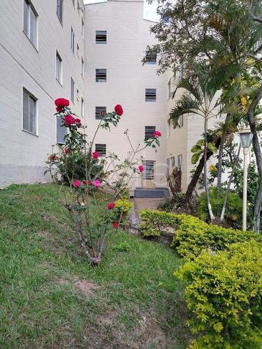 Imagem 1 de 24 de Apartamento À Venda Em Conjunto Residencial Souza Queiroz - Ap008931