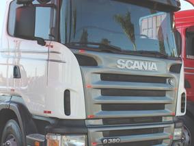 Scania G380 - 2008/08 - 6x2 I Em Ótimo Estado (atf 3135)