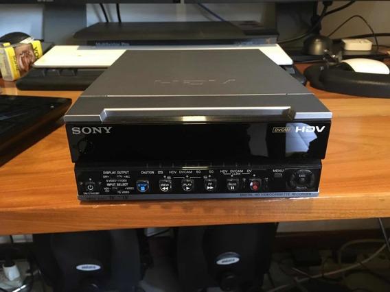 Gravador Vídeo Digital Progressivo Sony Hvr M15an