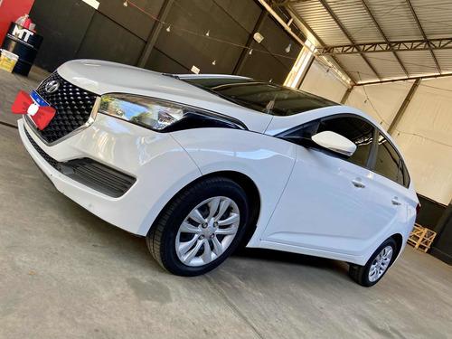 Hyundai Hb20s 2019 1.6 Comfort Plus Flex 4p