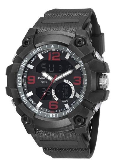 Relógio Speedo Masculino 81129goevnp5