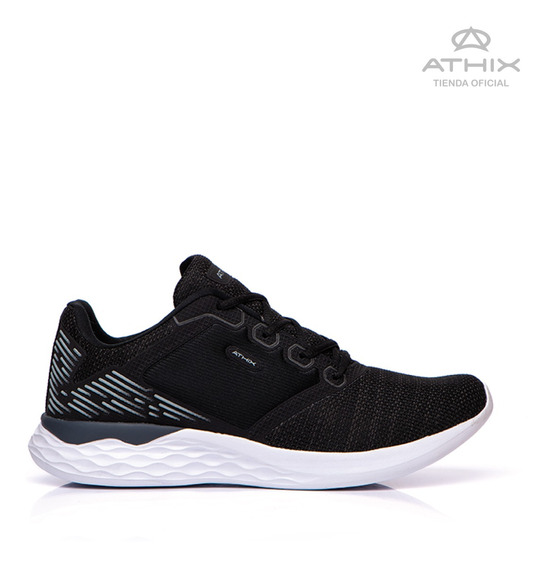 Zapatillas Athix Bose Flexy Negro