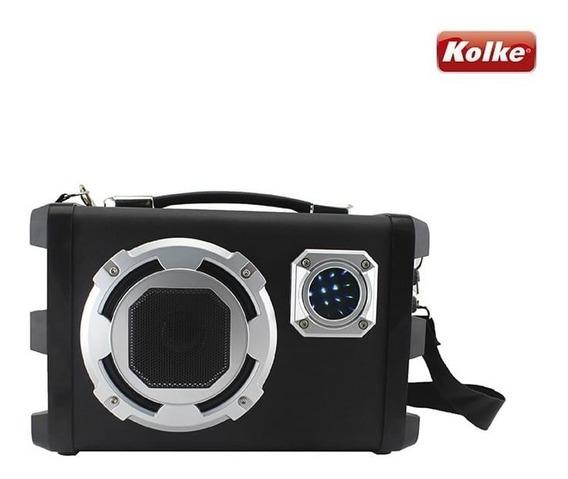 Caixa De Som Portátil Urban 30w Rms Kp-127 Kolke- Bluetooth/