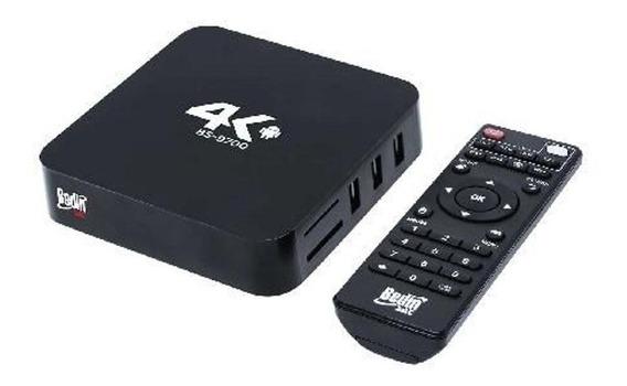 Conversor Smart Tv 4k Hd 32gb Memoria 4gb De Ram