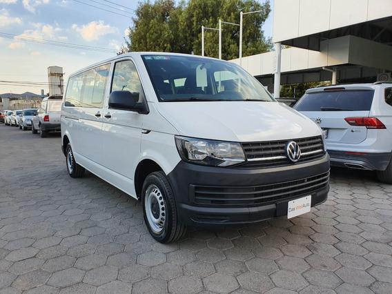 Volkswagen Transporter Pasajeros 2019