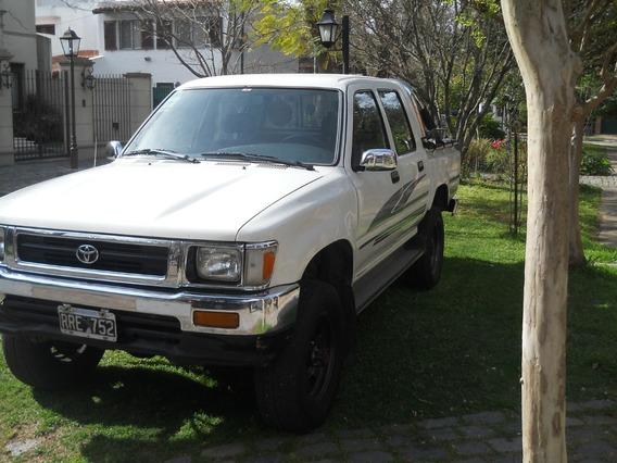 Toyota Doble Cabina 4x4 Dlx 1994
