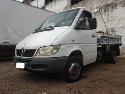 Mb Sprinter Pick Up 413 - 08/08 - C/ Carroceria - R$ 60.000