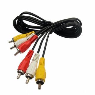 Cable 3 X3 Convertidor De Señal Audio Digital A Rca 1.5 Mts.