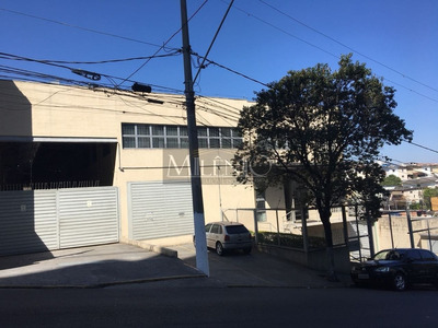 Galpao - Vila Santa Catarina - Ref: 32879 - L-57860569