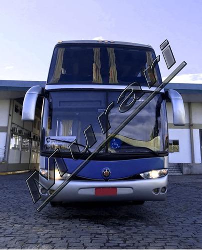 Imagem 1 de 11 de Marcopolo Paradiso Ld 1550 Scania K-380 44 Lug  2007 Ref 543