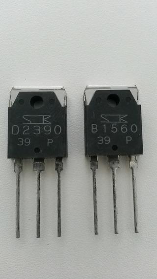Transistor 2sb1560 + 2sd2390 Original 100%