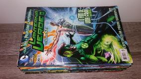 Hqs Lanterna Verde - Editora Panini - Os Novos 52