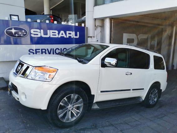 Nissan Armada Advance Más Bono De 20,000