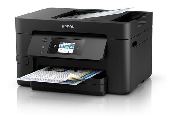 Impressora Epson Workforce Pro Wf3720