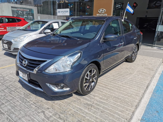 Nissan Versa Exclusive Navi 2015