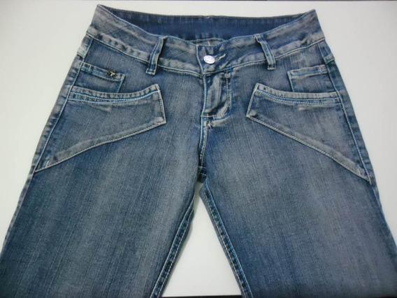 Calça Jeans Traxart 38 Feminina Feminino Promocao Oferta