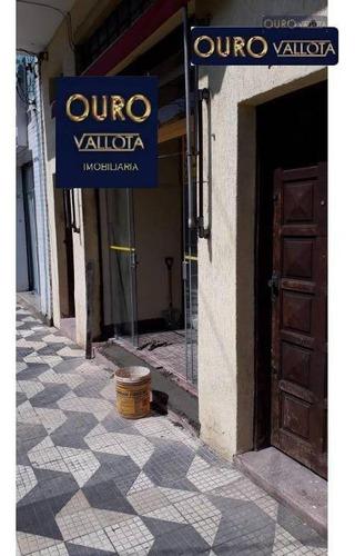 Salão Para Alugar, 100 M² Por R$ 2.700,00/mês - Belenzinho - São Paulo/sp - Sl0358
