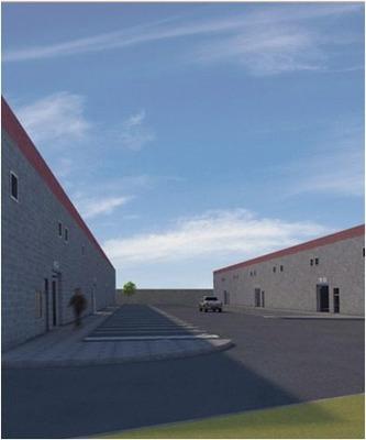 Bodegas En Venta Desde 288m2 Hasta 821.53m2 Ubicadas En Complejo Industrial Chihuahua.