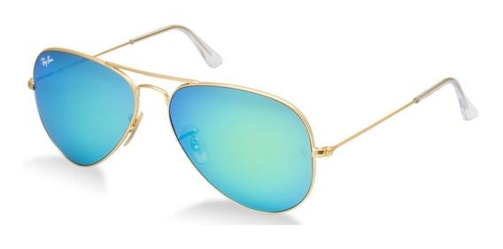 Óculos Ray-ban Novo E Original 3025 Aviador