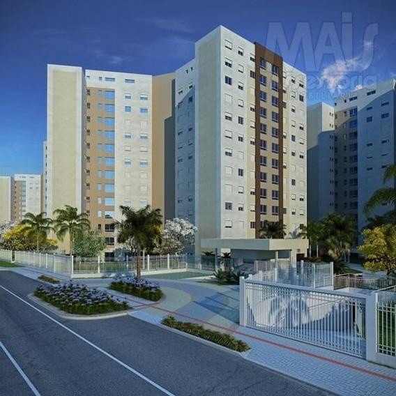 Apartamento Para Venda Em Canoas, Marechal Rondon, 2 Dormitórios, 1 Suíte, 2 Banheiros, 1 Vaga - Jva2581