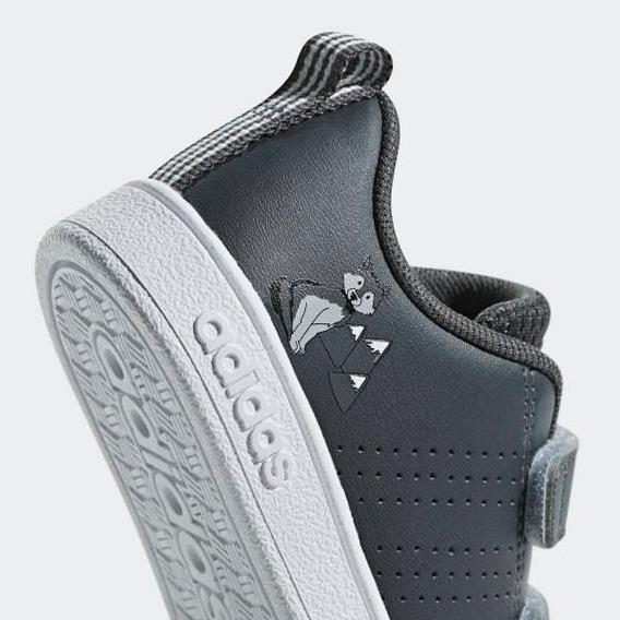 adidas Tenis Vs Advantage Clean-gris