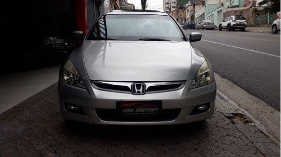Honda Accord 3.0 Ex Automatico Blindado 2006