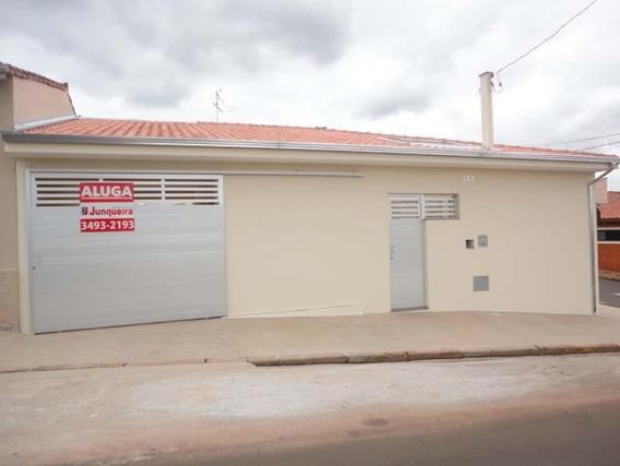 Casa Residencial Para Locação, Jorge Coury, Rio Das Pedras. - Ca0566