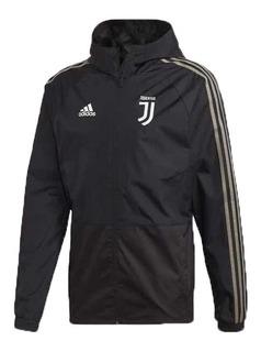 Jaqueta Corta Vento adidas Times Europeus Juventus