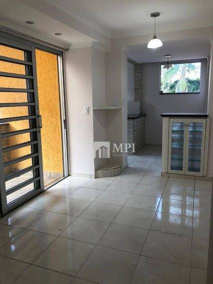 Casa Com 1 Dormitório Para Alugar, 50 M² Por R$ 1.200,00/mês - Água Fria - São Paulo/sp - Ca0279