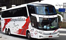 Onibus Marcopolo Ld G7 1600 Scania K380 Ano 11/11 44 Lg