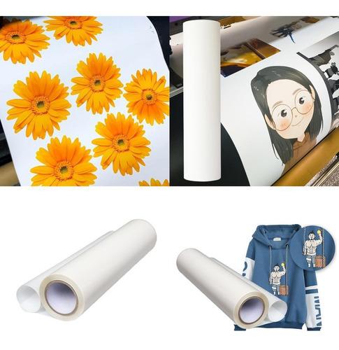 Imagen 1 de 6 de Vinilo Imprimible Stier Paper - Papel Adhesivo Impermeable P