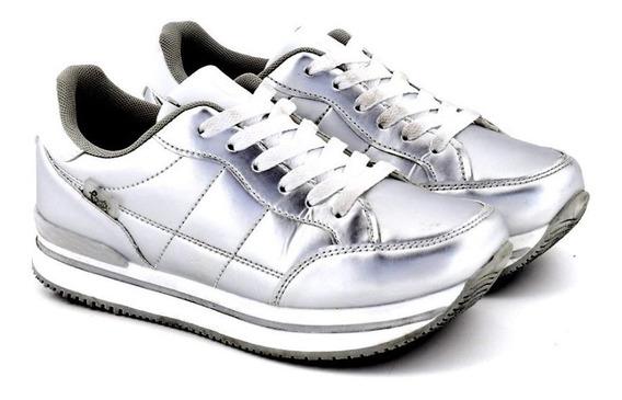 Zapatillas Footy Con Plataforma Sin Luces Nueva Colección